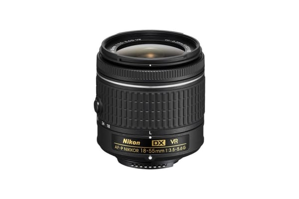 Nikon D7500 with AF-P DX NIKKOR 18-55mm f/3.5-5.6G VR Lens
