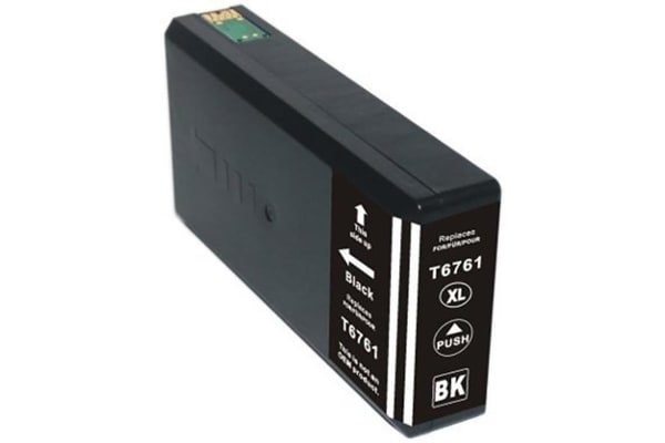 676XL (T6761) Black Compatible Inkjet Cartridge