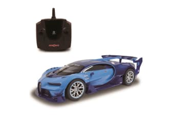1:12 RC Car Bugatti Vision GT w/Rechargeable Battery/Kids/Toy/Blue