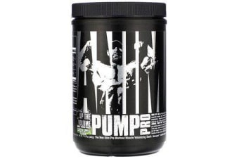Animal Pump Pro Non-Stim Pre-Workout - Green Apple