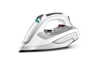 Kambrook Steamline FabriGlide Soleplate 2400W 360ml Advance Corded Steam Iron
