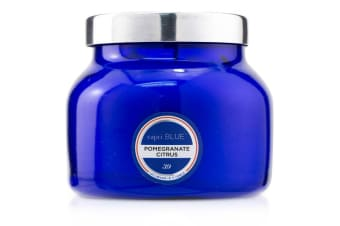 Capri Blue Blue Jar Candle - Pomegranate Citrus 226g/8oz