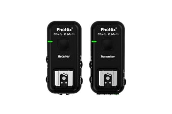 Phottix Strato II Multi 5-in-1 Trigger Set For Canon