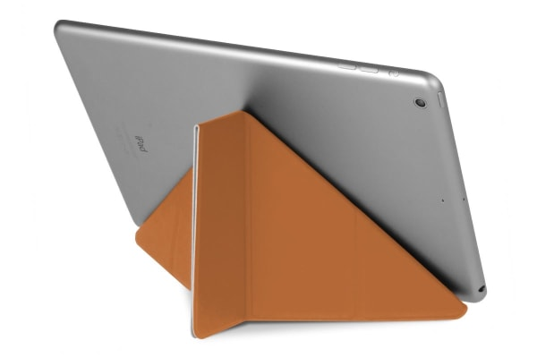 Magnetic Clever Cover with Sleep Function for iPad Air (Brown)