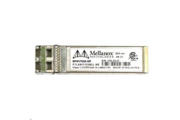 Mellanox optical module, ETH 10GbE, 10Gb/s, SFP+, LC-LC, 1310nm, LR up to 10km