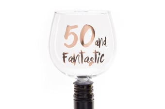 Tipple Topper - 50 and Fantastic