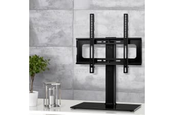 TV Mount Stand Bracket Swivel Table Top Desktop LED LCD 32 - 55 inch