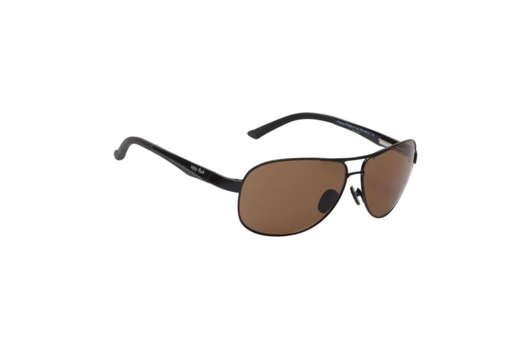 Brown Ugly Fish Galaxy PN20011 Nylon Polarised Sunglasses - Adult Fishing Sunnies