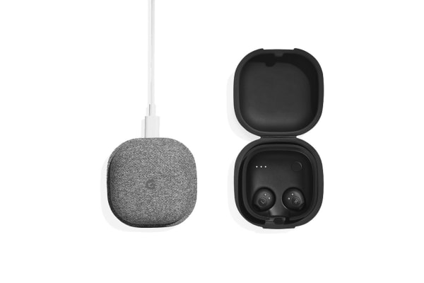 Google Pixel Buds (Just Black)