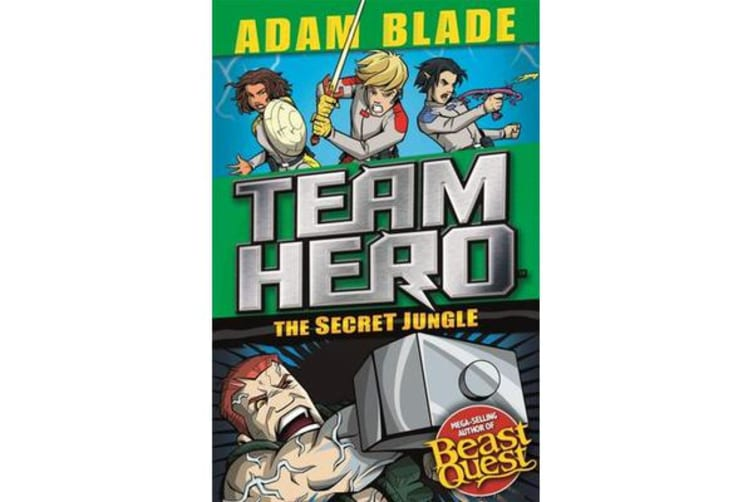 The Secret Jungle : Team Hero