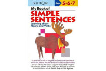 My Book of Simple Sentences - Nouns and Verbs