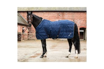 Mark Todd Pro Heavyweight Stable Rug (Navy) (7ft)