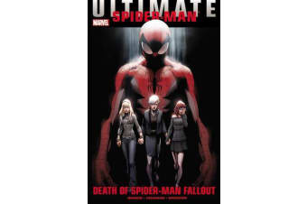 Ultimate Comics Spider-man - Death Of Spider-man Fallout