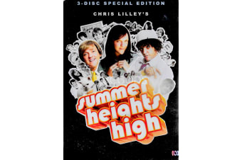 summer heights high special edition -Comedy Series Region 4 DVD NEW