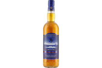 Armorik Double Maturation Single Malt Whisky 700mL Bottle