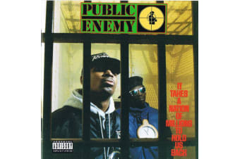 Public Enemy - It Takes A Nation Of Millions To Hold Us Back MUSIC CD NEW SEALED