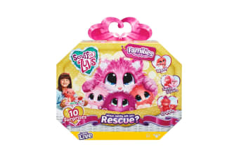 Little Live Scruff-A-Luvs Family Pack Surprise