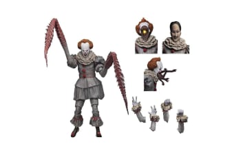 "It (2017) Pennywise Dancing Clown 7"" Action Figure"