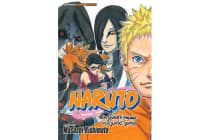 Naruto - The Seventh Hokage and the Scarlet Spring