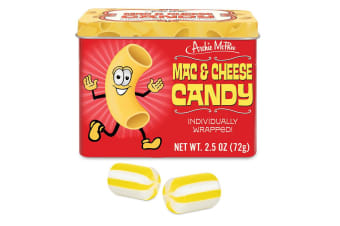 Archie McPhee - Mac & Cheese Candy