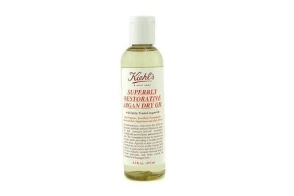 Kiehl's Superbly Restorative Argan Dry Oil (125ml/4.2oz)