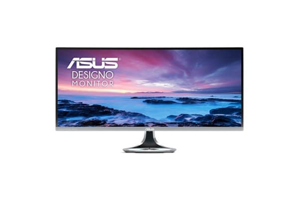 "ASUS 34"" Designo Curve Ultra-wide Curved 21:9 UWQHD Monitor (MX34VQ)"