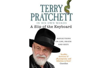 A Slip of the Keyboard - Collected Non-fiction