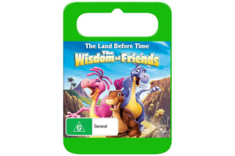 The Land Before Time 13 The Wisdom of Friends DVD Region 4