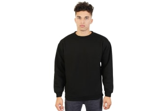 Absolute Apparel Mens Magnum Sweat (Black)