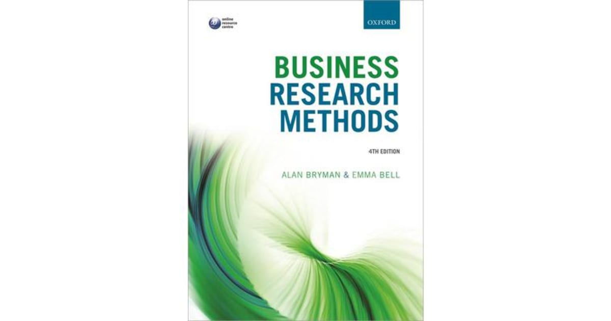 business research methodologies A business research method refers to a set of research techniques that companies employ to determine whether a specific business endeavor is worth their time and.
