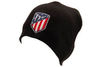 Atletico Madrid FC Champions League Knitted Hat (Multicoloured)