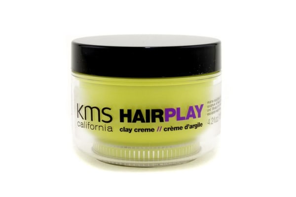 KMS California Hair Play Clay Creme (Matte Sculpting & Texture) (125ml/4.2oz)