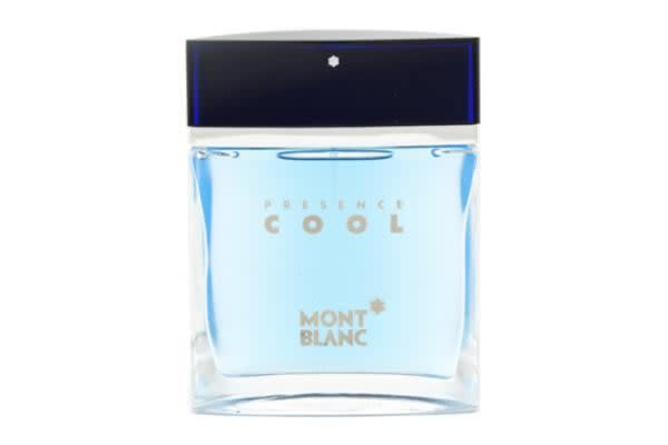 Mont Blanc Presence Cool Eau De Toilette Spray (50ml/1.7oz)