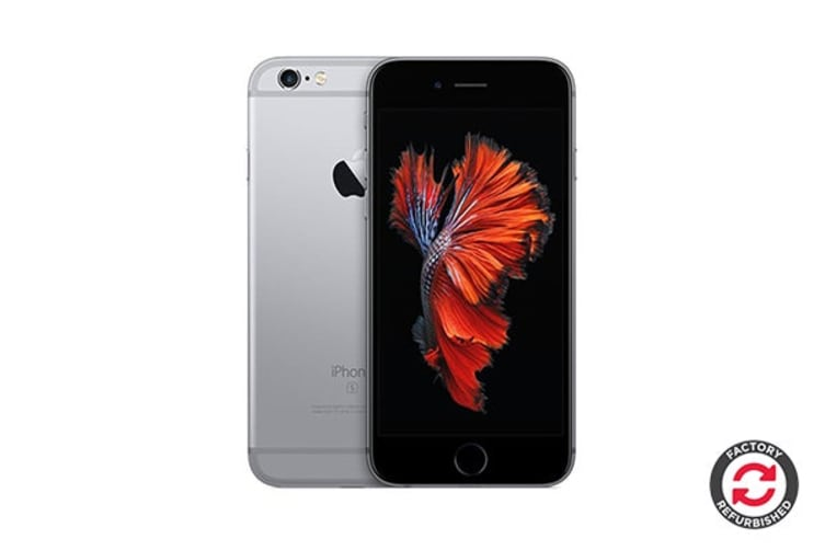Apple iPhone 6s Refurbished (128GB, Space Grey) - A Grade