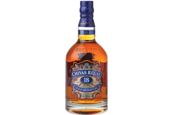 Chivas Regal 18 Year Old 700mL Bottle