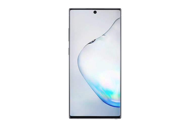 Samsung Galaxy Note10+ Dual SIM (256GB, Aura Black)