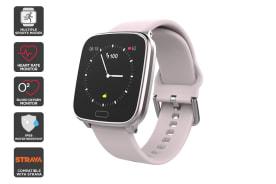 Kogan Pulse+ Wellbeing Smart Watch (Pink)