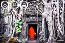 VIETNAM & CAMBODIA: 14 Day Tour Including Flights for Two