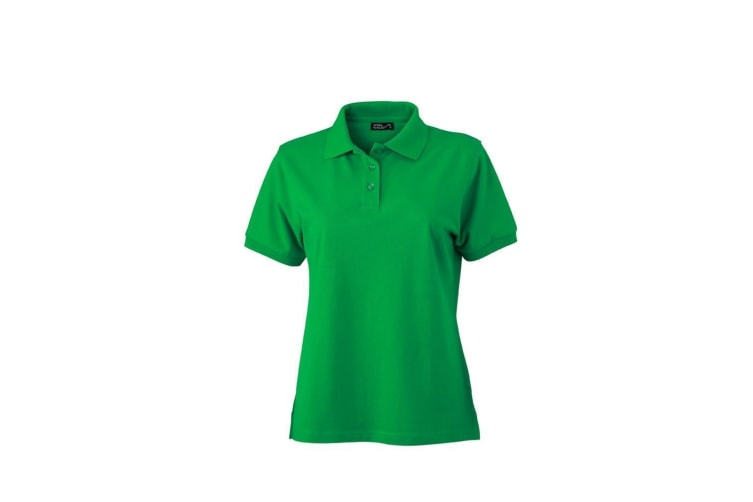 James and Nicholson Womens/Ladies Classic Polo (Fern Green) (M)