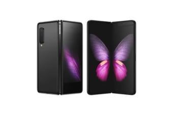 New Samsung Galaxy Fold 512GB 4G LTE Smartphone Black (FREE DELIVERY + 1 YEAR AU WARRANTY)