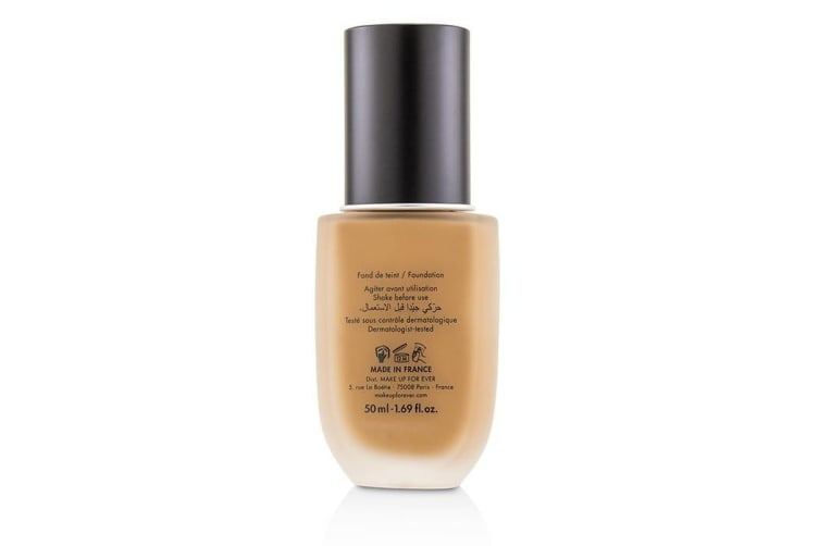 Make Up For Ever Water Blend Face & Body Foundation - # Y445 (Amber) 50ml