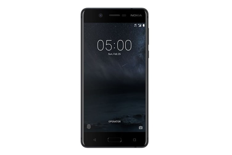 Nokia 5 (16GB, Matte Black)