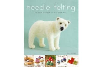 Needle Felting - 20 Cute Projects to Felt From Wool