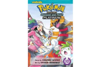 Pokemon Adventures - Diamond and Pearl/Platinum, Vol. 10