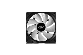 DEEPCOOL RF 120-3 IN 1 RF120 3 In 1 Customisable RGB LED Fans 120mm (3-Pack)