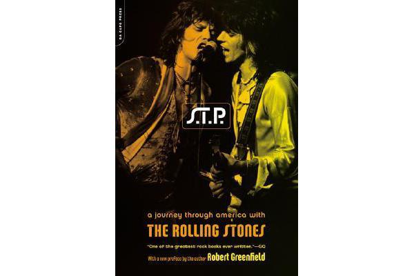 S.t.p. - A Journey Through America With The Rolling Stones