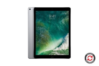 "Apple iPad Pro 12.9"" Refurbished (256GB, Cellular, Space Grey, 2017 Edition) - A+ Grade"