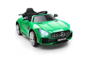 Rigo Kid's Ride on Mercedes-AMG GT R – (Green)