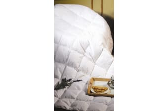 Double Quilt - 100% White Duck Feather