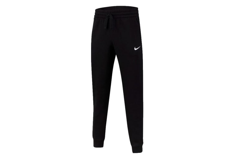 Nike Boy's Trousers (Black/White, Size XL)